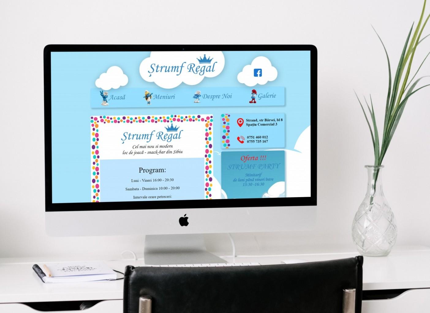 website design sibiu