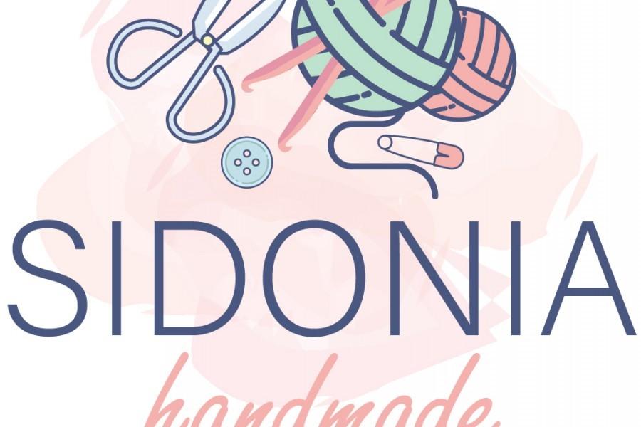 Design Logo Sidonia Handmade